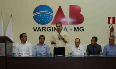Romeu Zema reúne prefeitos e anuncia pagamento integral das verbas das prefeituras relativas ao mês de fevereiro