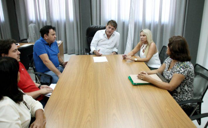 Prefeito assina Decreto de Nomeação do novo Secretário de Esportes