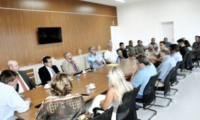 Prefeito Aracely convoca reunião para discutir segurança de barragens no município de Araxá