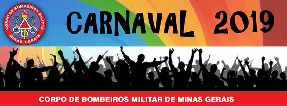Corpo de Bombeiros Militar divulga orientações para organizadores de blocos carnavalescos