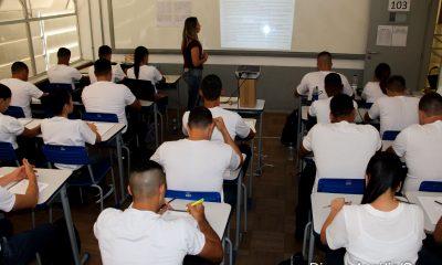 Aula inaugural dá início ao curso introdutório do Processo Seletivo para o cargo de agente de segurança penitenciário