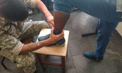 Juiz de Fora é a primeira cidade do interior a implantar tornozeleira eletrônica como forma alternativa ao encarceramento