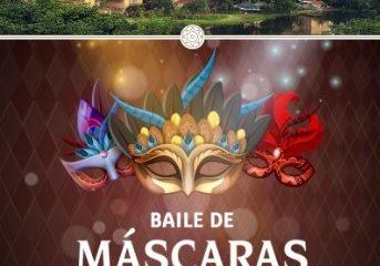 """Grande Hotel Termas de Araxá realizará """"Baile de Máscaras"""" para Araxaenses"""