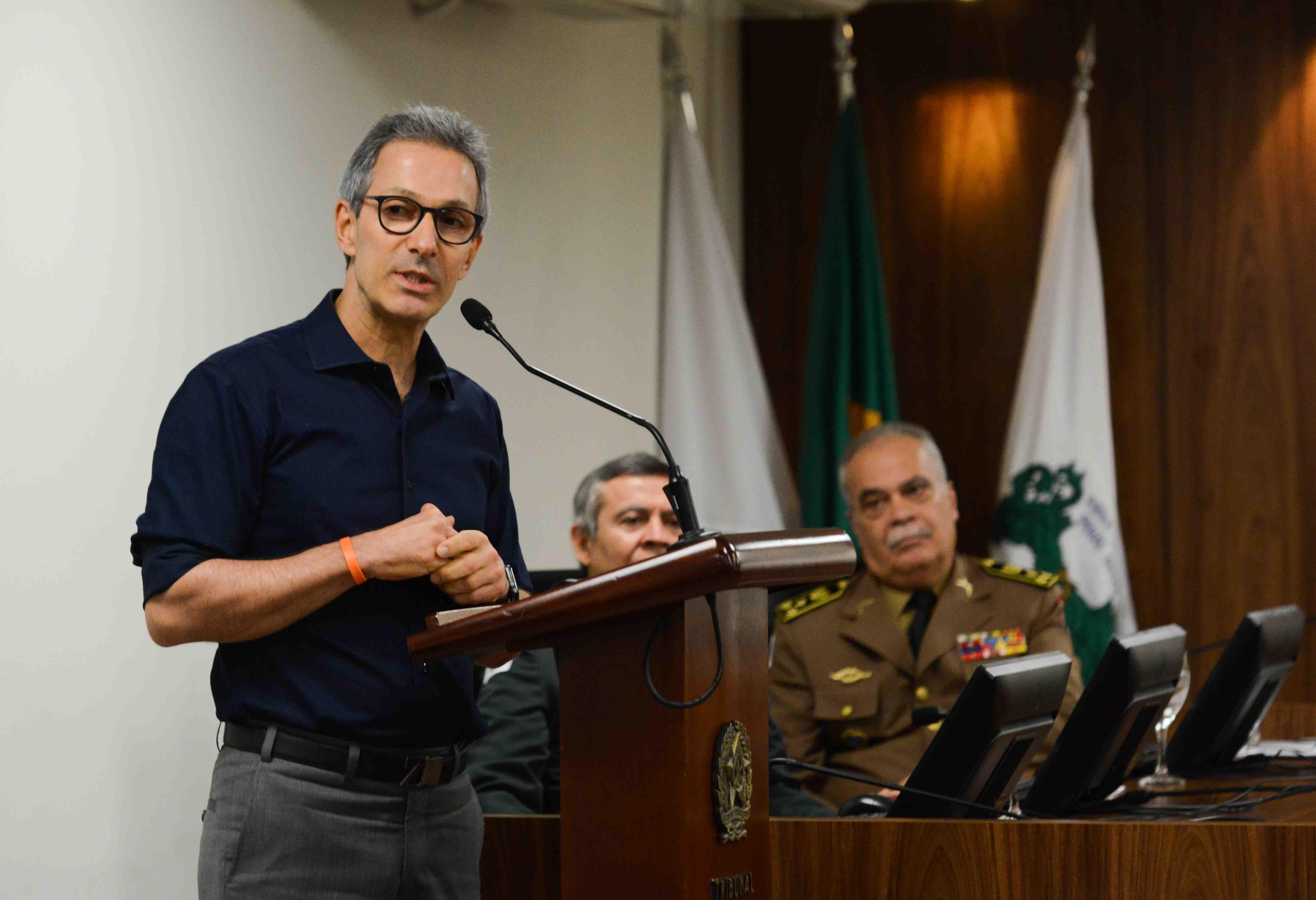 Governador destaca importância do papel do Tribunal de Justiça Militar