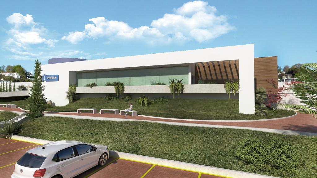 Prefeito Aracely aprova projeto de construção da Sede Administrativa e Recreativa do Iprema