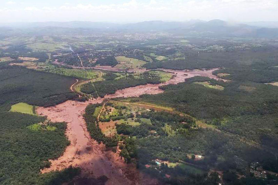 Órgãos do governo estadual mantêm atuação após 30 dias em Brumadinho
