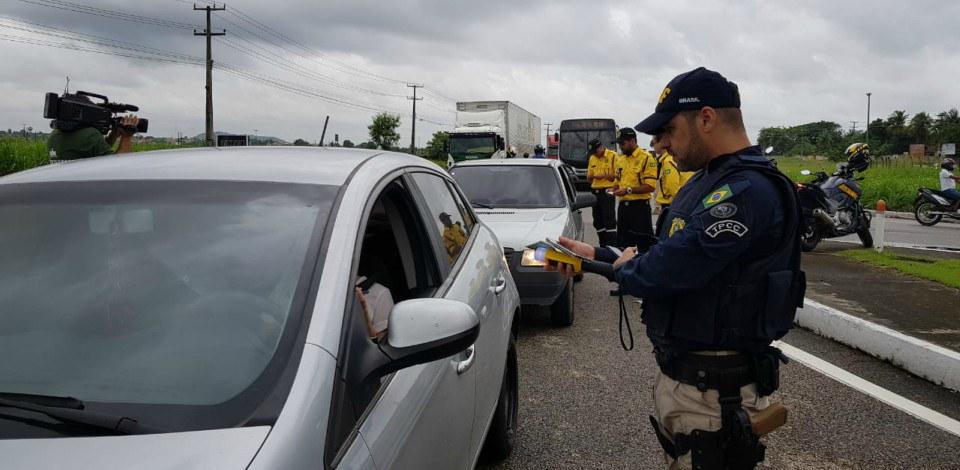 Operação Carnaval reforça segurança nas estradas