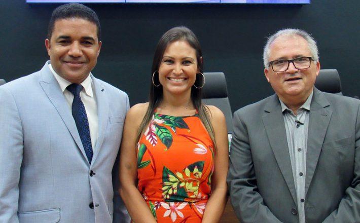 Fernanda Castelha é a presidente da CPI que apura gastos da prefeitura