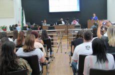 Secretaria de Saúde apresenta relatório de prestação de contas