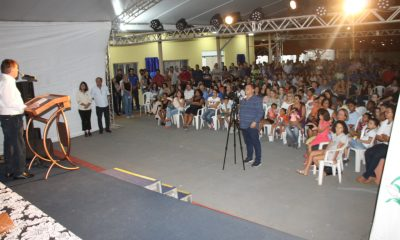 Prefeitura inaugura Casa Lar e Casa Abrigo
