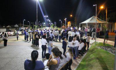 Prefeitura entrega mais uma obra para a Vila Silvéria