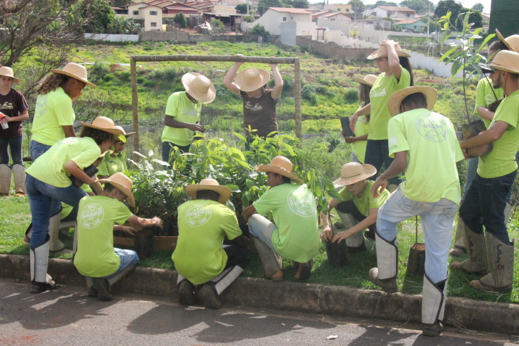 Prefeitura abre inscrições para programa Casa do Pequeno Jardineiro