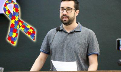 Raphael Rios propõe Semana de Conscientização do Autismo