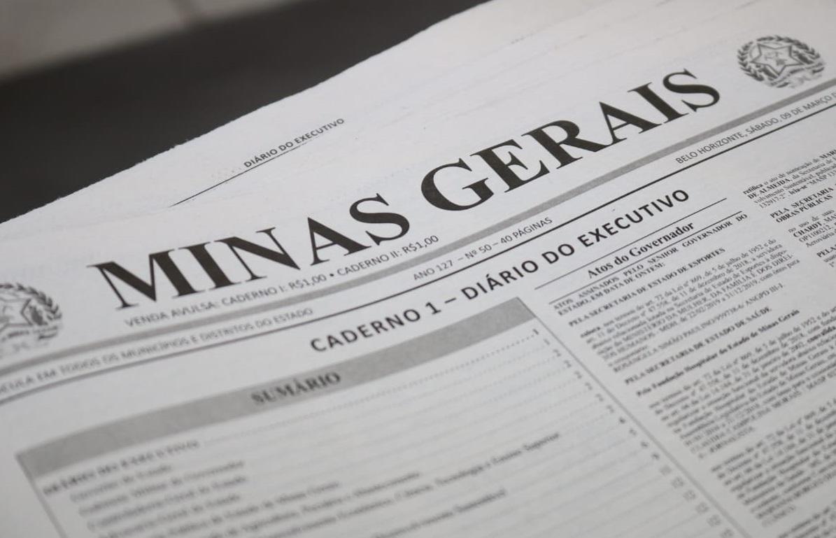 Versão impressa do Minas Gerais chega ao fim depois de 127 anos