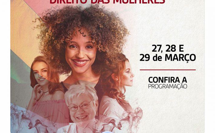 Seminário Direito das Mulheres – UNIARAXÁ