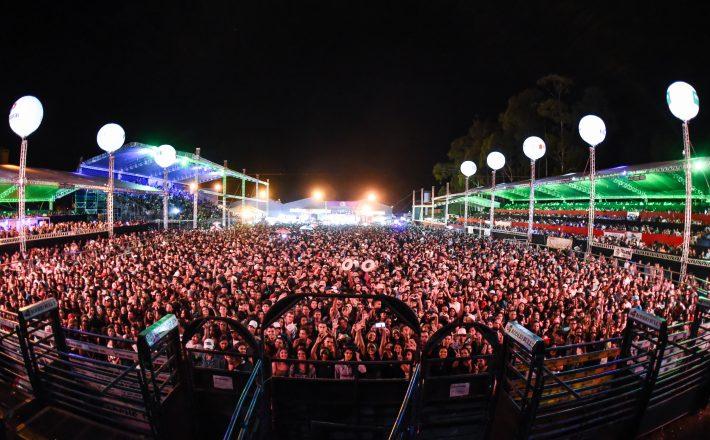 Araxá Rodeio Show levou milhares de pessoas ao Expominas