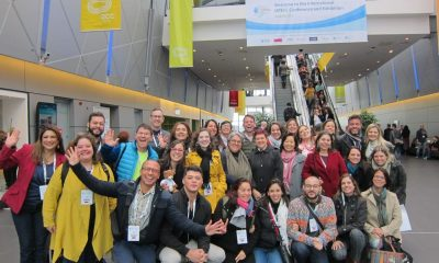 Cultura Inglesa Araxá presente em evento internacional na Inglaterra
