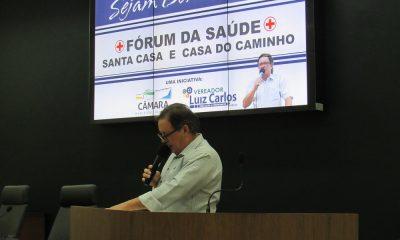 Fórum Comunitário busca medidas para captação de recursos em prol da Casa do Caminho e Santa Casa