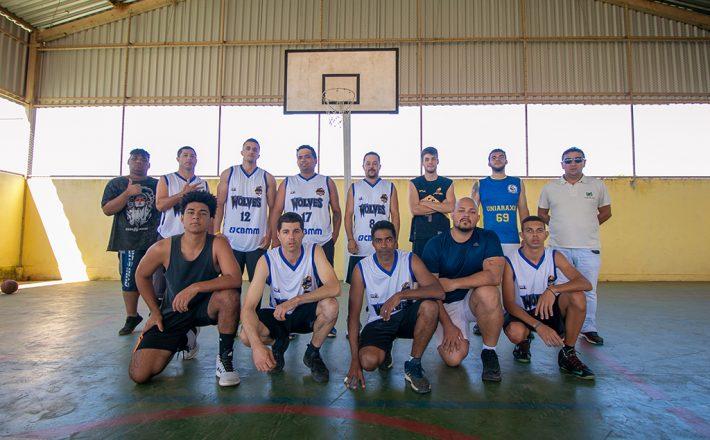 Prefeitura promove treinamentos esportivos no Centro Educacional Pedro Bispo (antigo CSU)