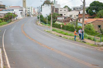 Prefeitura recebe estudo da 3ª etapa de duplicação da Avenida Hítalo Ros