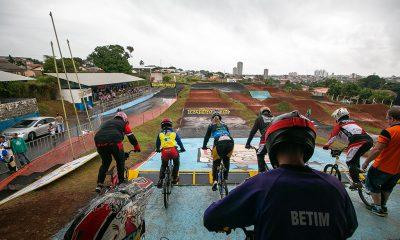 Copa Brasil de BMX teve o apoio da Prefeitura