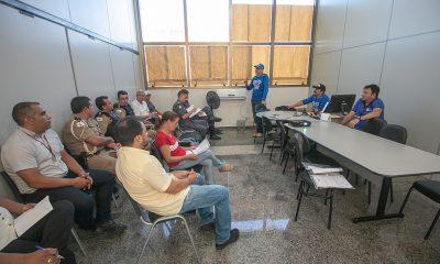 Prefeitura sedia reunião com os parceiros da Copa Internacional de MTB