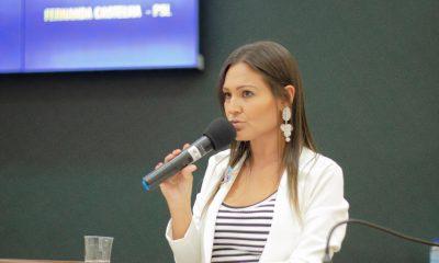 Fernanda Castelha pede maior transparência dos gastos públicos