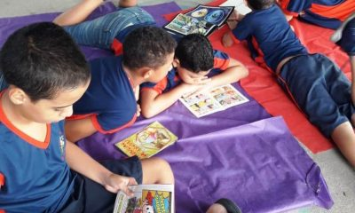 Rede estadual garante aprendizado a alunos com autismo