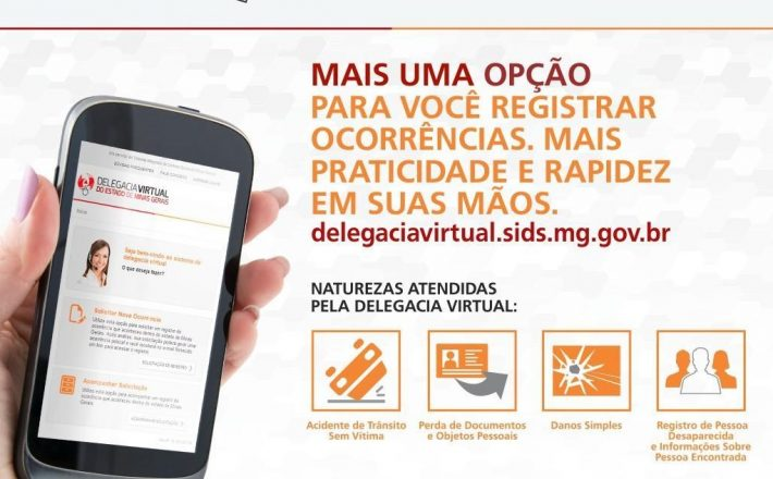Delegacia Virtual do Estado de Minas Gerais