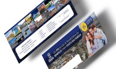Prefeitura prorroga vencimento do IPTU 2019