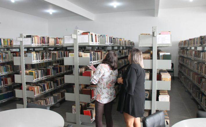Prefeitura investe na educação e viabiliza nova sede da Biblioteca Pública Municipal