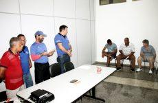 Prefeitura garante apoio para o futebol amador em 2019