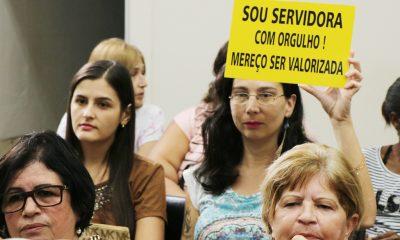 Fórum Comunitário propõe união de servidores da PMA para solucionar defasagem salarial e outras pautas