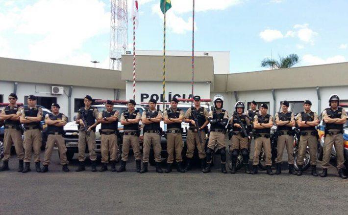 Polícia Militar procura autores de furtos em Araxá/MG