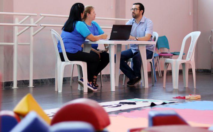 Vereador Raphael Rios conhece Projeto Psicomotrocidade na Comunidade