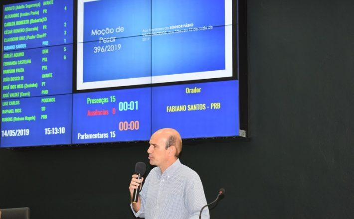 Fabiano busca informações sobre o ICMS Ecológico destinado ao município
