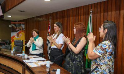 Lídia Jordão faz palestra no 13º Encontro Mulheres com Direito