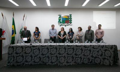Prefeito Aracely participa de lançamento do projeto Acolhendo e Apadrinhando Vidas