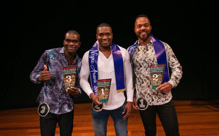 Concurso Mister Negro é atração do dia 13 de maio em Araxá