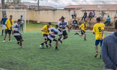 Prefeitura promove Torneio de Futebol Society no Centro Esportivo Pedro Bispo