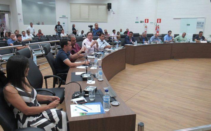 Câmara aprova recomposição dos servidores em Reunião Ordinária