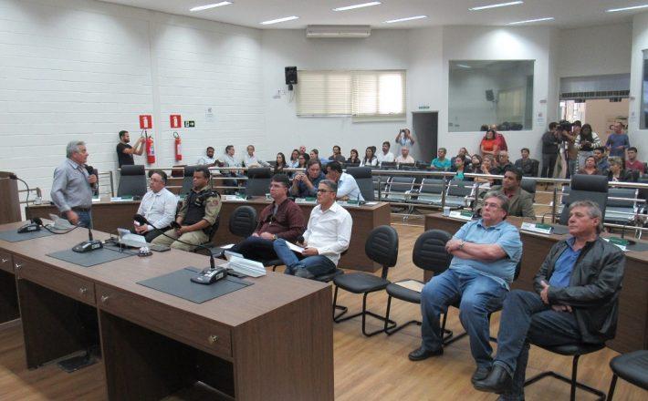 Fórum Comunitário discute demandas dos bairros Jardim Europa