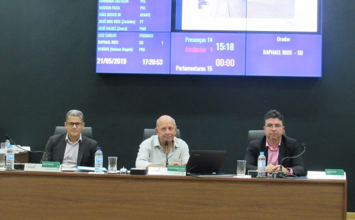 Educação, Infraestrutura Urbana e Projetos Sociais são discutidos em Reunião Ordinária