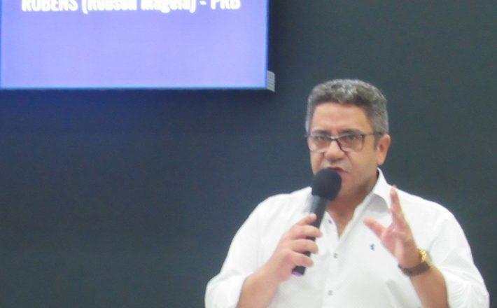 Robson Magela pede que o prefeito Aracely ajude o SOS