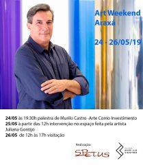 Art Weekend Araxá