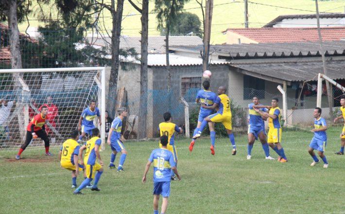 Final de semana de 1ª rodada do Campeonato Ruralão promovido pela Prefeitura