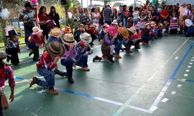 Prefeitura realiza festividades juninas nas escolas municipais