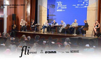 Com cinco acadêmicos da ABL, Fliaraxá realiza homenagem aos 180 anos de Machado de Assis