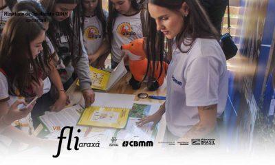 Visite o Espaço CBMM no Fliaraxá