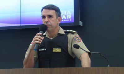 Polícia Militar faz prestação de contas em Audiência Pública